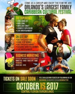 Orlando Jerk Festival @ Central Florida Fairgrounds  | Orlando | Florida | United States